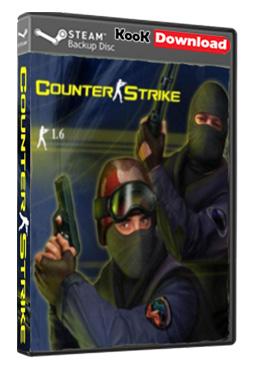 دانلود بازی کانتر استرایک ۱.۶ Counter Strike برای Pc همراه با Bot