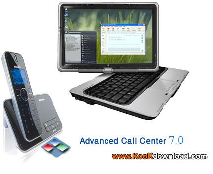 مدیریت تماس ها با Advanced Call Center 7.0