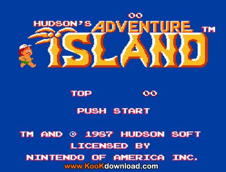 دانلود بازی میکرو Adventure Island