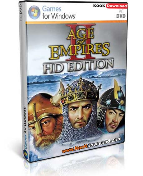 دانلود Age of Empires 2 HD: The Forgotten بازی عصر امپراطوری ها HD 2: فراموش شده