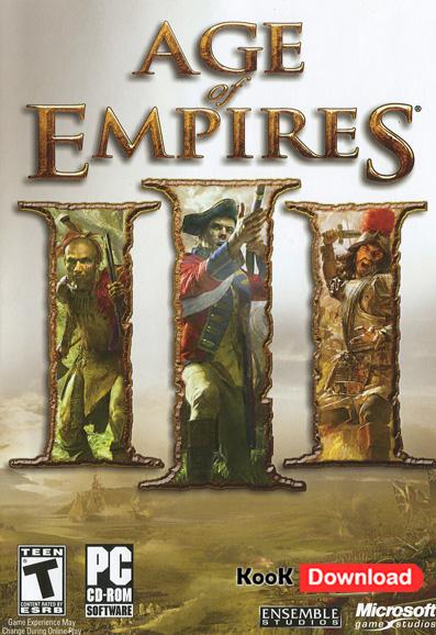 دانلود بازی Age of Empires III دوبله فارسی برای کامپیوتر