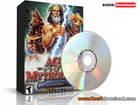 دانلود عصر اساطیر توسعه تیتان Age of Mythology The Titans Expansion