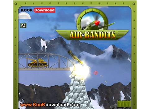 دانلود بازی زیبا و هیجان انگیز Air Bandits