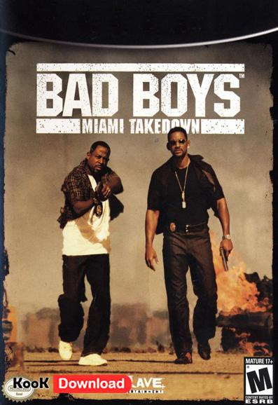 دانلود بازی پسران بد ۲ + دوبله فارسی برای کامپیوتر – Bad Boys 2: Miami Takedown