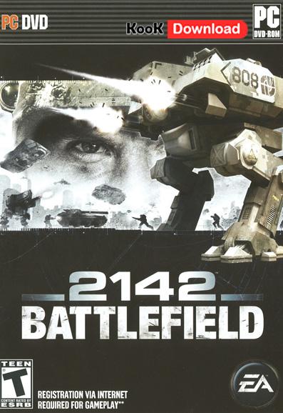 دانلود بازی Battlefield 2142 Deluxe Edition برای کامپیوتر