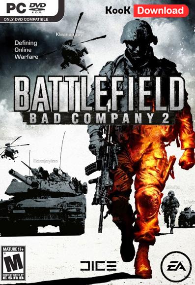 دانلود بازی Battlefield Bad Company 2 برای Pc