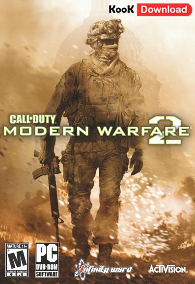 دانلود بازی Call of Duty Modern Warfare 2 با دوبله فارسی