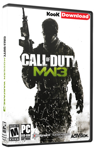 دانلود بازی Call of Duty Modern Warfare 3 با دوبله فارسی