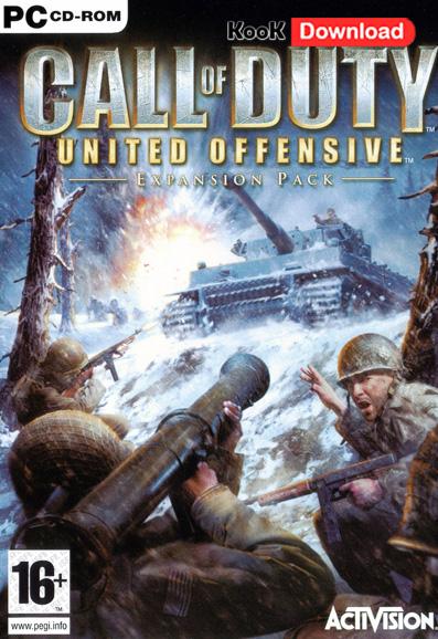 دانلود بازی Call of Duty United Offensive دوبله فارسی
