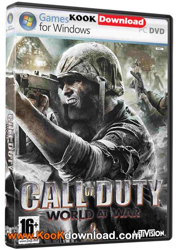 دانلود بازی Call of Duty World at War دوبله فارسی