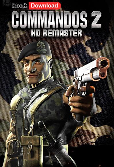 دانلود بازی Commandos 2 HD Remaster برای کامپیوتر