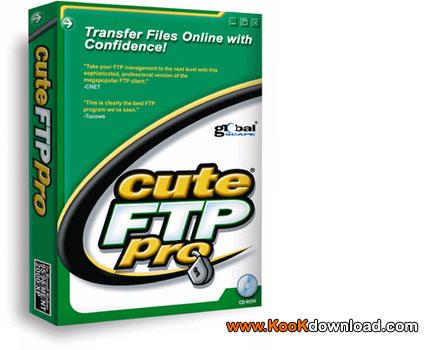 دانلود بهترین نرم افزار برای انتقال فایل ها – CuteFTP 8.3.1 Professional Edition