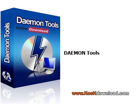 دانلود نرم افزار ساخت درایو مجازی با  DAEMON Tools Pro Advanced v4.30.304.47