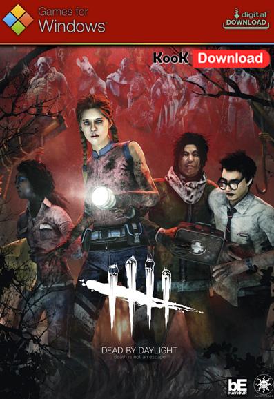دانلود بازی Dead by Daylight برای کامپیوتر