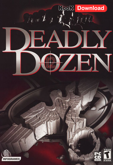 دانلود بازی Deadly Dozen دوبله فارسی