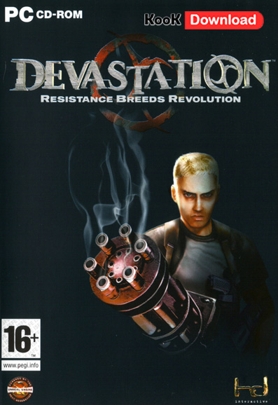 دانلود بازی Devastation 2003 برای کامپیوتر