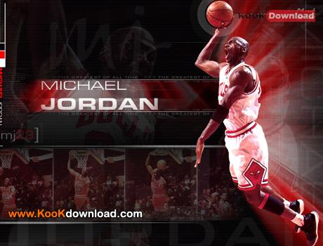 مجموعه ای از تصاویر پس زمینه مسابقات بسکتبال NBA 2010