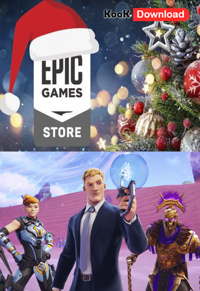 epic games 2021 christmas