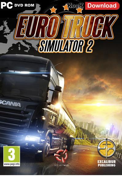 دانلود بازی Euro Truck Simulator 2 1.37.1.65s – بازی شبیه ساز رانندگی با کامیون