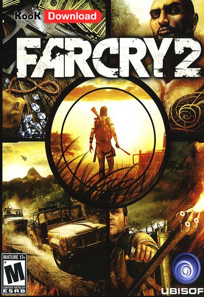 دانلود بازی فارکرای ۲ – Far Cry 2 برای pc