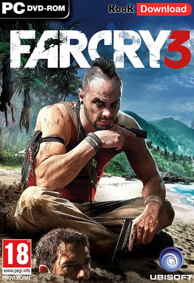 دانلود بازی فارکرای ۳ Far Cry 3 برای کامپیوتر