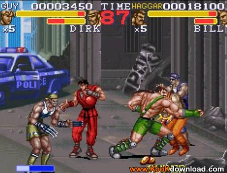 دانلود بازی نینتندو Final Fight 3