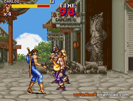 دانلود بازی نینتندو مبارزه Final Fight 2