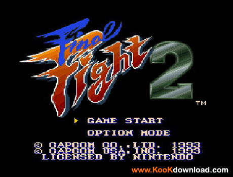 دانلود بازی میکرو مبارزه Final Fight3