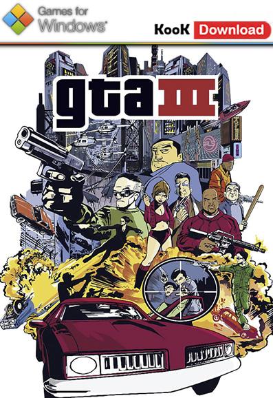 دانلود بازی Grand Theft Auto 3 با دوبله فارسی