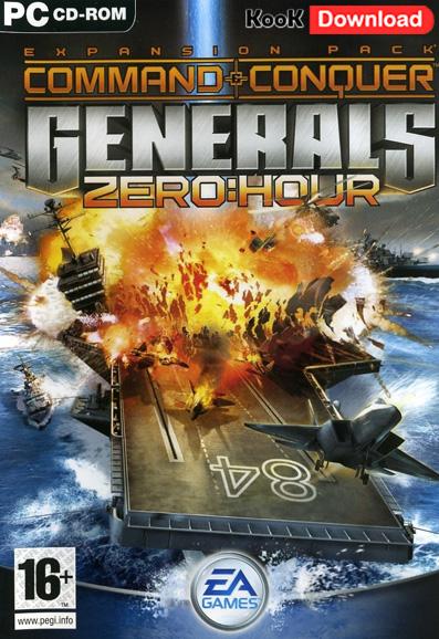 دانلود بازی جنرال ۱و۲ – GENERALS 2 – GENERALS 1