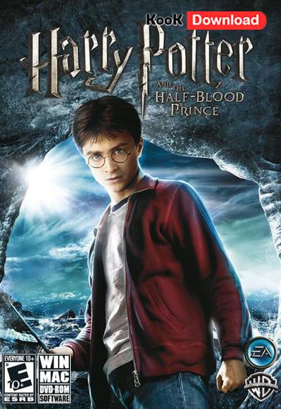 دانلود بازی Harry Potter and The Half Blood Prince
