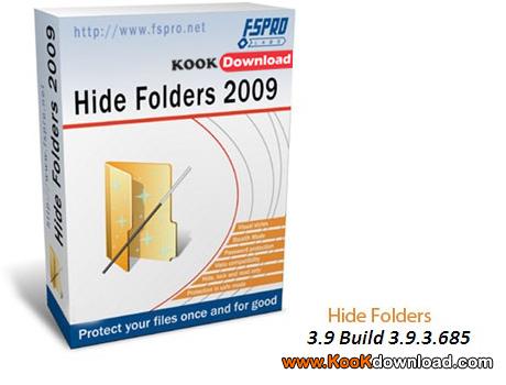 دانلود  Hide Folders 2009 3.9 Build 3.9.3.685