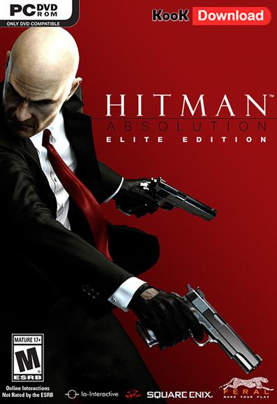 دانلود بازی Hitman Absolution Professional Edition برای کامپیوتر