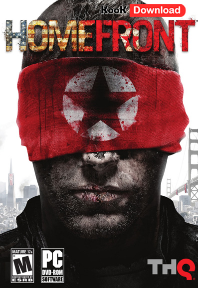 دانلود بازی مهیج Homefront برای کامپیوتر