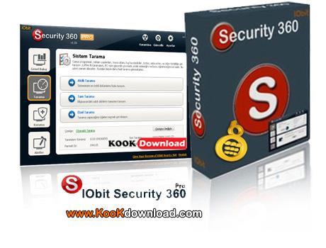 دانلود نرم افزار محافظت از سیستم با IObit Security 360 Pro v1.40.20 Final