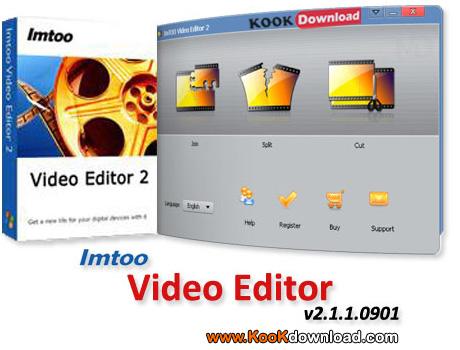 نرم افزار ImTOO Video Editor v2.1.1.0901