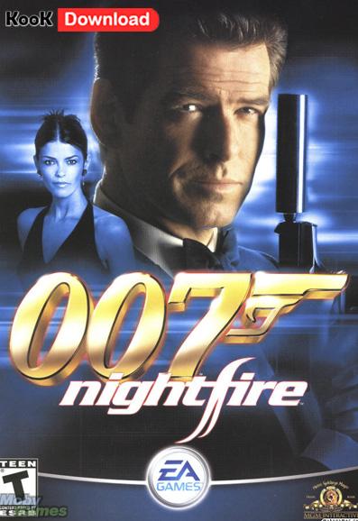 دانلود بازی James Bond 007 Nightfire – دانلود بازی جیمز باند ۲ برای کامپیوتر