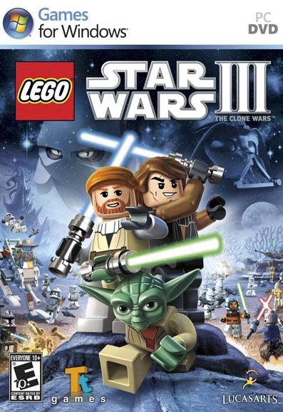 دانلود بازی LEGO Star Wars III The Clone Wars برای کامپیوتر