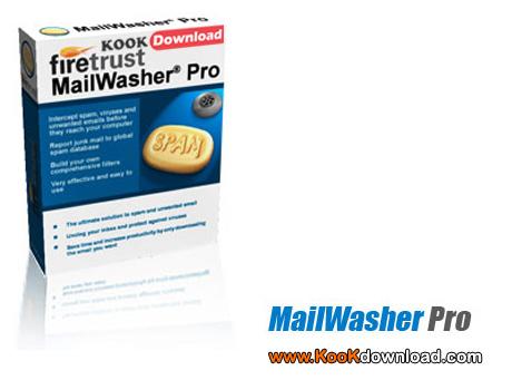 نرم افزار جلوگیری از Spam در ایمیل ها با MailWasher Pro v2010.1.0.10
