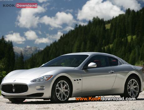 عکس ماشین Maserati GranTurismo