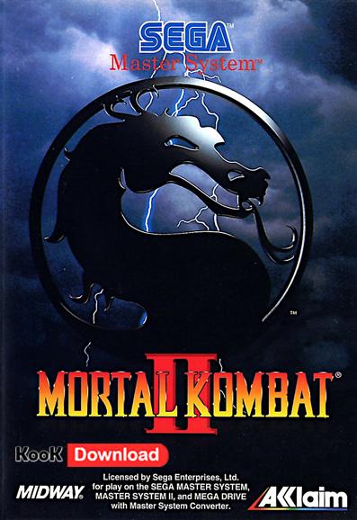 دانلود بازی سگا مورتال کمبت ۲ – Mortal Kombat 2