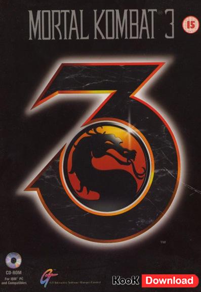 دانلود بازی سگا مورتال کمبت ۳ – Mortal Kombat 3