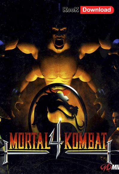 دانلود بازی Mortal Kombat 4 – بازی مورتال کمبات ۴ برای کامپب
