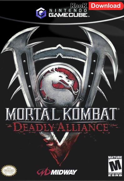 دانلود بازی Mortal Kombat 5 – بازی کم حجم مورتال کمبات ۵