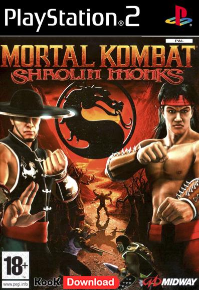 دانلود بازی پلی استیشن Mortal Kombat Shaolin Monks برای کامپیوتر