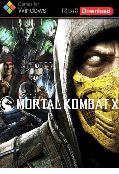 دانلود بازی Mortal Kombat XL برای کامپیوتر