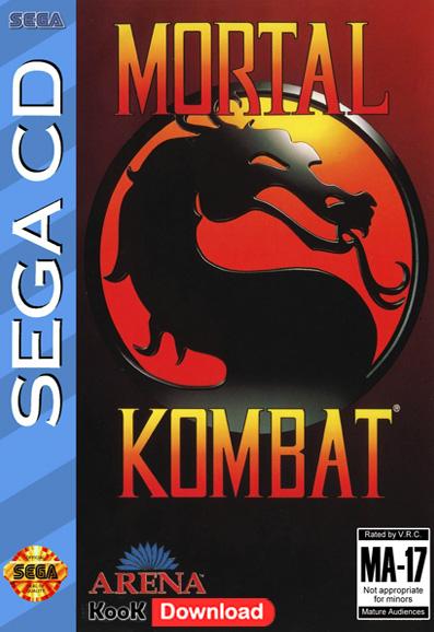 دانلود بازی سگا مورتال کمبت  Mortal Kombat