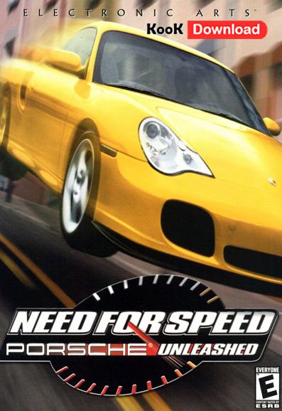 دانلود بازی Need for Speed Porsche Unleashed دوبله فارسی