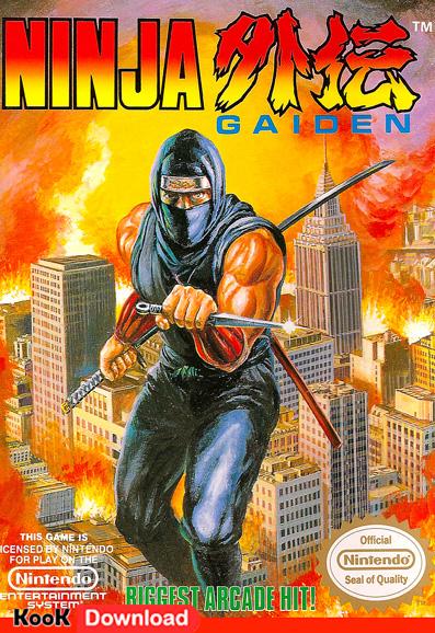 دانلود بازی میکرو Ninja Gaiden