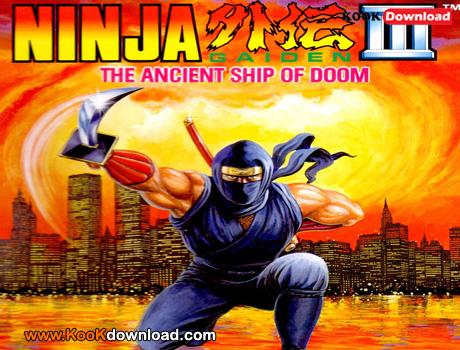 دانلود بازی میکرو Ninja Gaiden 3 – The Ancient Ship of Doom